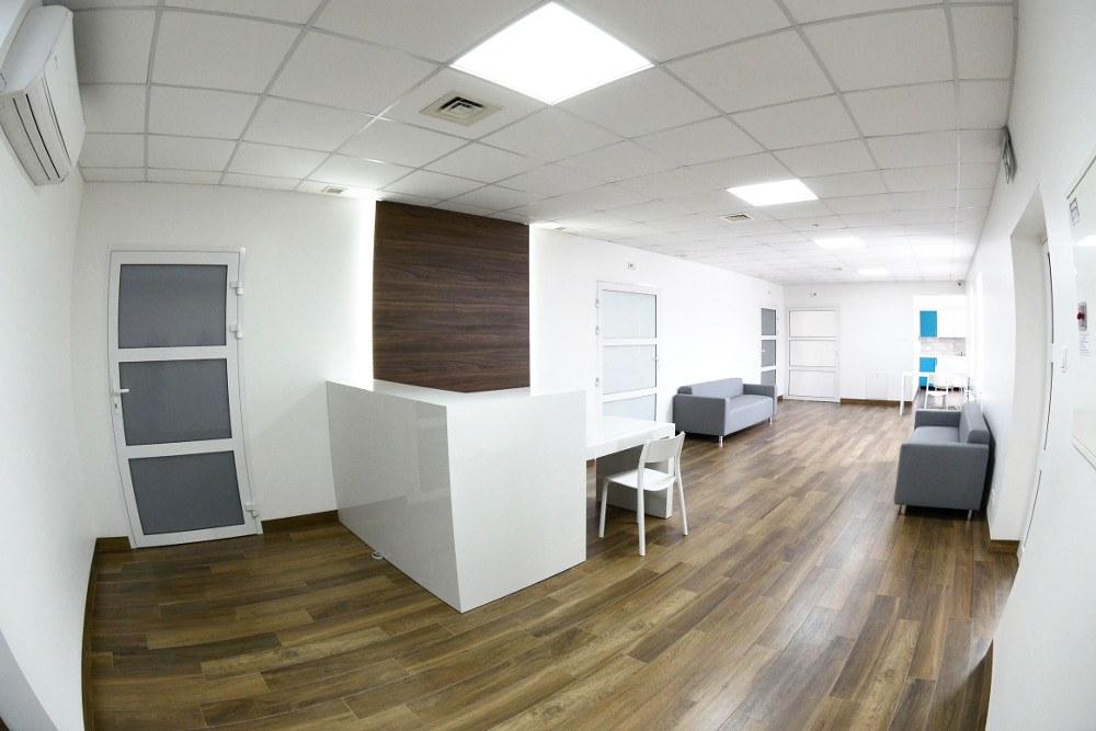 korytarz kliniki